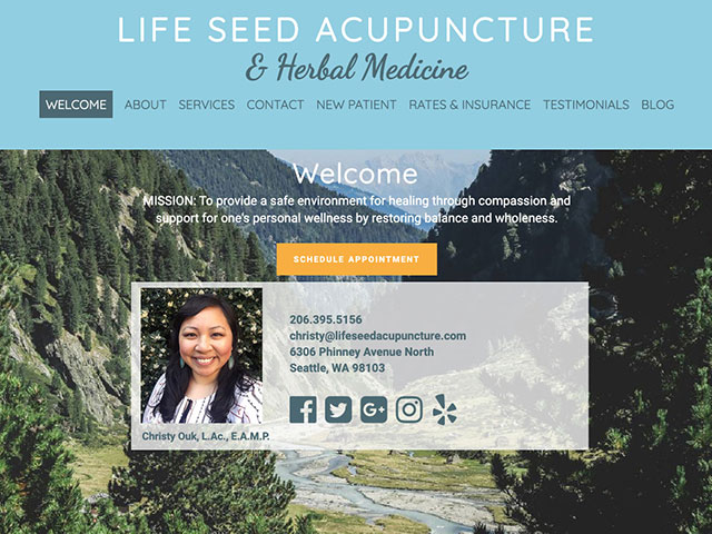 life seed acupuncture