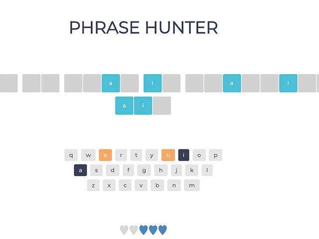 phrase hunter